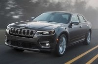 Jeep расширил линейку моделей за счёт седана