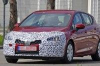 В сеть «слили» фотографии обновленного Opel Astra