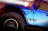Jeep приготовил яркие пикапы на базе модели Gladiator