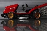 Honda создаст самую быструю газонокосилку