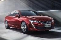 Peugeot представит китайскую версию гибридного седана 508
