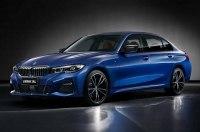 BMW представила «растянутую» версию нового поколения модели 3-Series