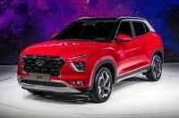 В Шанхае Hyundai показал кроссовер Creta нового поколения