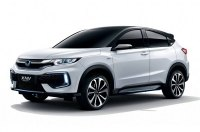 Honda представила электрический кроссовер на базе HR-V