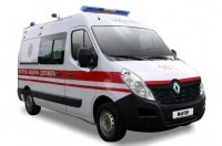 Группа компаний АИС презентует в рамках X Международного Медфорума  новый автомобиль «Скорой помощи» Renault Master!