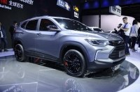 GM подготовил для Шанхая удешевленный Chevrolet Trailblazer