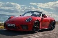 Porsche 911 Speedster нового поколения наконец-то представлен