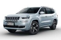 Jeep представил гибридную версию своего кроссовер Commander