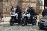 Шпионское фото Suzuki Big или нового V-Strom?!