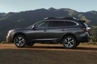 Новый Subaru Outback 2020: вертикальный дисплей в стиле Tesla и «турбочетверка»