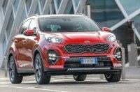 KIA Sportage снова стал самым популярным автомобилем в Украине