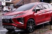 Mitsubishi готовит «спортивную» версию внедорожного Xpander