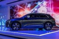 Audi вынуждена сокращать производство e-tron