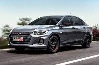 Chevrolet запустит на рынок Китая спортивную версию седана Onix