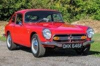 В Великобритании редкое купе Honda продают по цене Дастера
