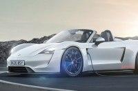 Следующие Porsche 718 Boxster и Cayman переведут на электрическую тягу