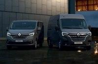 Renault представил обновленные микроавтобусы Trafic и Master 2019