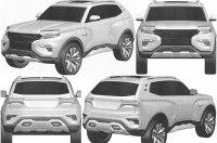 АвтоВАЗ запатентовал новое поколение LADA 4x4