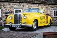 Аукционный дом Silverstone выставит на торги пикап Bentley