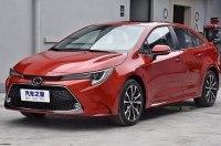 Альтернативная Toyota Corolla 2019 стала спортивнее