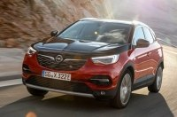 Opel выпустил первый подключаемый гибрид
