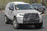 Тестовый Ford Bronco позволил рассмотреть нюансы конструкции