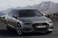 После рестайлинга Audi A4 лишилась базового двигателя 1,4 л