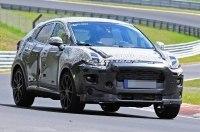 Ford тестирует спортивную версию кроссовера Puma