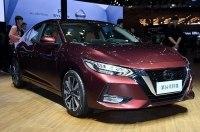 Следующее поколение седана Nissan Sylphy покажут уже в июле