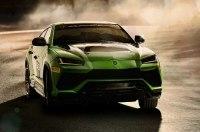 Появились подробности о «заряженном» кроссовере Lamborghini Urus