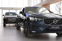 Новый концептуальный VRE дилерский центр Volvo «Викинг Моторз»