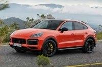 Гибридный Porsche Cayenne Coupe появится в этом году