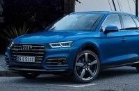 Audi Q5 55 TFSI E Quattro получит гибридную силовую установку