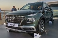 Рассекречены ценники и модификации нового кроссовера Hyundai Venue