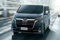 Toyota представила роскошный минивэн Granvia