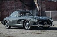 Mercedes-Benz 300SL Gullwing образца 1956 года продают за миллион долларов