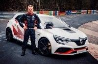Новый Renault Megane RS Trophy-R установил рекорд Нюрбургринга