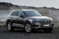 В Европе стартовал прием предзаказов на самый мощный VW Touareg