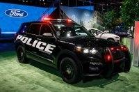 Ford выпустил спецверсию внедорожника Explorer для полиции
