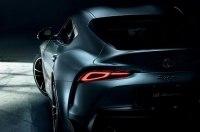 Toyota впервые выпустит Supra с матовой окраской