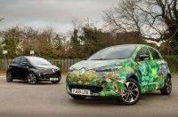 Renault Zoe оснастят программным обеспечением для обмена автомобилями от Vulog