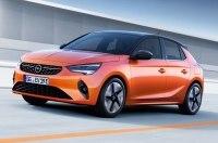 Новый Opel Corsa получил электромотор