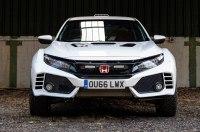 Honda представил две доработанные тюнерами версии Civic Type R