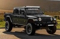 Новый пикап Jeep Gladiator получил 1000-сильную версию Hellcat