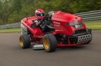 Газонокосилка Honda Mean Mower V2 установила новый рекорд Гиннесса
