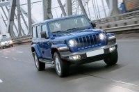 Чим здивував Jeep Wrangler під час тест-драйву?
