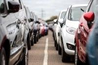 Украинцы стали меньше покупать автомобили с ГБО и дизельными двигателями