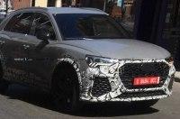 В Сети появились снимками кроссовера Audi RS Q3