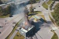 В Норвегии взорвалась водородная АЗС: Toyota и Hyundai прекратили продажи FCEV