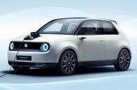 Электромобиль Honda e получит батарею емкостью 35,5 кВтч с жидкостным охлаждением